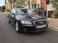 Audi A8 only £5400