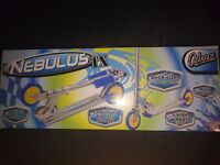 NEED GONE! Perfect first scooter. Nebulus Boy's Scooter, 5+. Unused, brand new - still in packaging.