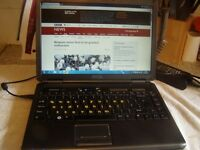 Dell Vostro 1400 Laptop: 150GB : Dual Core 1.80Ghz :2GB RAM :Win 7 : Activated Office 2007