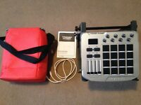 M Audio's 'Trigger Finger 16-Pad MIDI Control Surface'