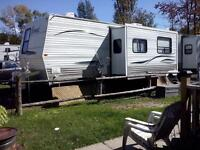 2012 - 40' Skyline Nomad Trailer with 2 bathrooms!