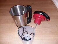 Salter Child Smoothie / Hot Soup maker Hardly used