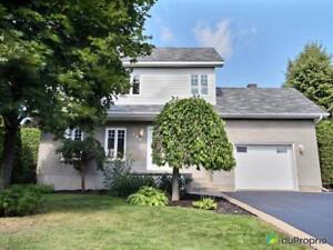 399 500$ - Maison 2 étages à vendre à Varennes