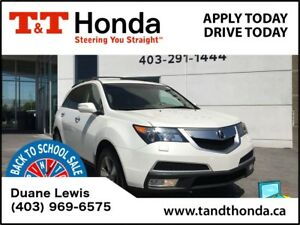 2013 Acura MDX Tech Pkg *No Accidents, Navi, Heated Seats*