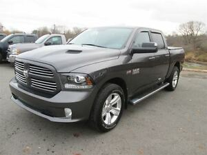 2014 Ram 1500 Sport.. Fully Loaded.. Heated Seats and Steering