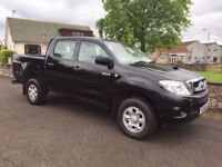 11 Toyota Hi-Lux HL2 4x4 Double Cab Pick-Up