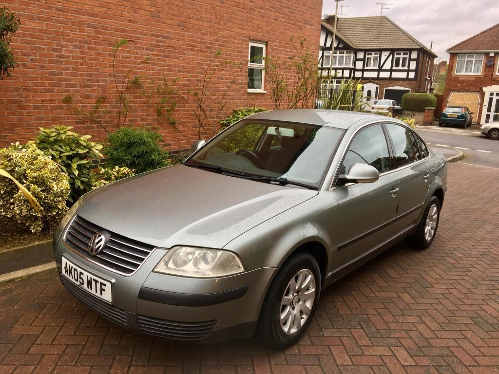 VW Passat 1.9 TDI 2005 05 reg low mileage