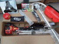 New petrol garden multi tool