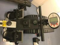 York Mag air rowing machine