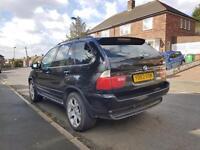 2003 03 BMW X5 3.0D SPORT AUTO, HUGE SPEC, 13 MONTHS MOT, FSH, BEAUTIFUL CAR.