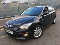 HYUNDAI i30 COMFORT1.6 = AUTOMATIC = LOW MILEAGE = £2850 ONLY =