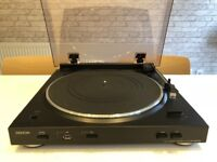 Denon DP200USB Turntable, bring your records into the digital age!