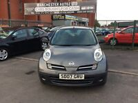 Nissan Micra 1.2 16v Initia 5dr LADY KEEPER,