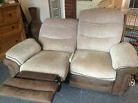 Housing units recliner couch
