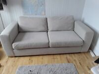 Schreiber large two seater sofa.