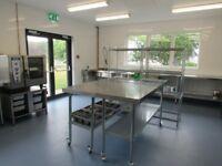 Development Kitchen Space to rent