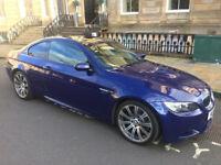 BMW V8 M3 COUPE INTERLAGOS BLUE MANUAL