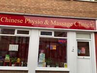 Chinese massage clinic