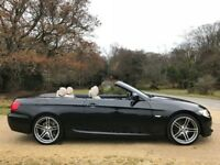 2012-62 BMW 320d M Sport Convertible Full BMW/Specialist Service History Long MOT Heated Leather