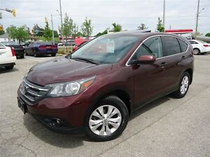 2012 Honda CR-V EX-L AWD / LEATHER / SUNROOF