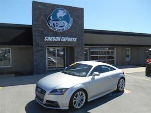 2011 Audi TTS RARE! FINANCING AVAILABLE