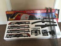Hornby model train set