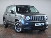 JEEP RENEGADE 1.6 MULTIJET SPORT 5DR (grey) 2016