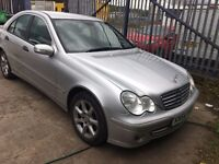 Mercedes c180 automatic 2004 72,000 miles very good condition inside and out.