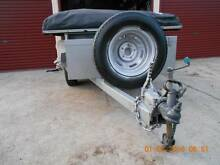 STRONG CAMPER TRAILER GOOD CONDITION FOR SALE with spare tyre Johns River Greater Taree Area Preview