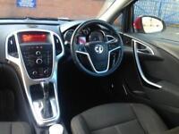 2011 (May 11) VAUXHALL ASTRA 2.0 CDTi 16V SRi - Hatchabck 5 Doors - AUTO - DIESEL - Red *FSH/FUL MOT