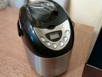 Cookworks Signature Breadmaker stainless steel