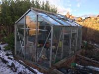 Greenhouse free for uplift