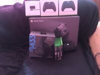 XBOX ONE X BUNDLE SAVING YOU 249.99 FOR SALE AS BOUGHT A NEW GAMING PC