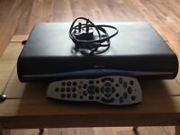 Sky+hd box+ new routerwith leads etc + used router all with power leads—all working good