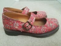 Doc Marens ladies summer shoe size 7