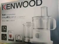 Kenwood multi pro compact