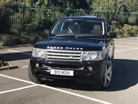 Land Rover Range Rover sport 2.7 hse 56 reg