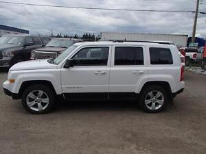 2013 JEEP PATRIOT SPORT 4WD Prince George British Columbia image 2