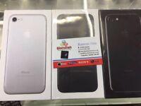 Iphone 7 32gb unlocked brand new condition apple warranty