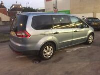 FORD GALAXY 1.8 TDCi 7-SEATER 2007 Blue 12 MONTHS MOT £1995