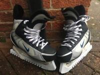 Nike ice skates (ladies size 5.5)