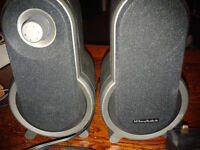 Pair of Speakers Wharfedale. In excellent condition