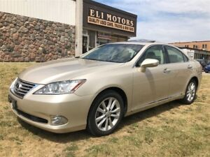 2011 Lexus ES 350 Premium Package. Vehicle Serviced and Maintain