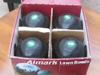 Almark club master 5 medium Lawn Bowls