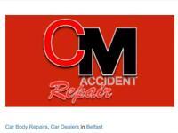 Car body metal worker needed