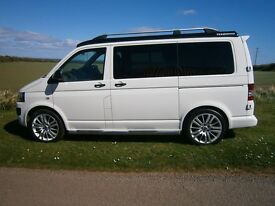 2012 VW Campervan 4 berth, low milage, full service history, professional conversion