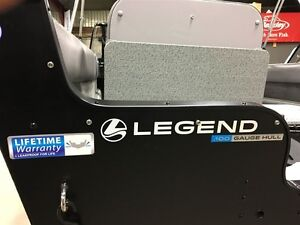 2017 legend boats F19 with MERCURY 115HP ELPT London Ontario image 6