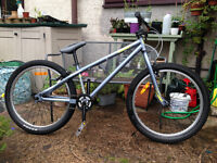 BTWIN Subsin Klassik 1 Hardcore BMX-MTB. Ridden a Handfull of times only. Superb condition.