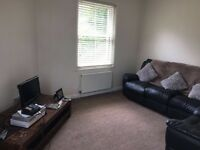 Large two bed flat Above village pub