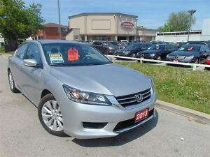 2013 Honda Accord ONE OWNER-LOW LOW KM'S!!!